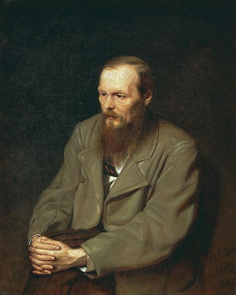 Dostoevsky in 1872