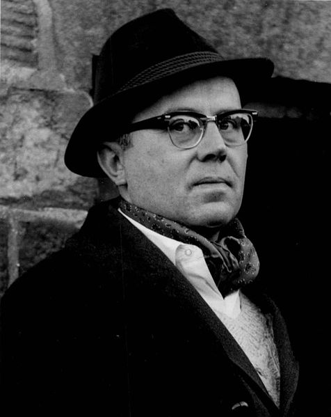 Russell Kirk in 1962