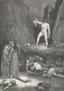 Gustave Doré - Dante's Inferno Canto XXVIII