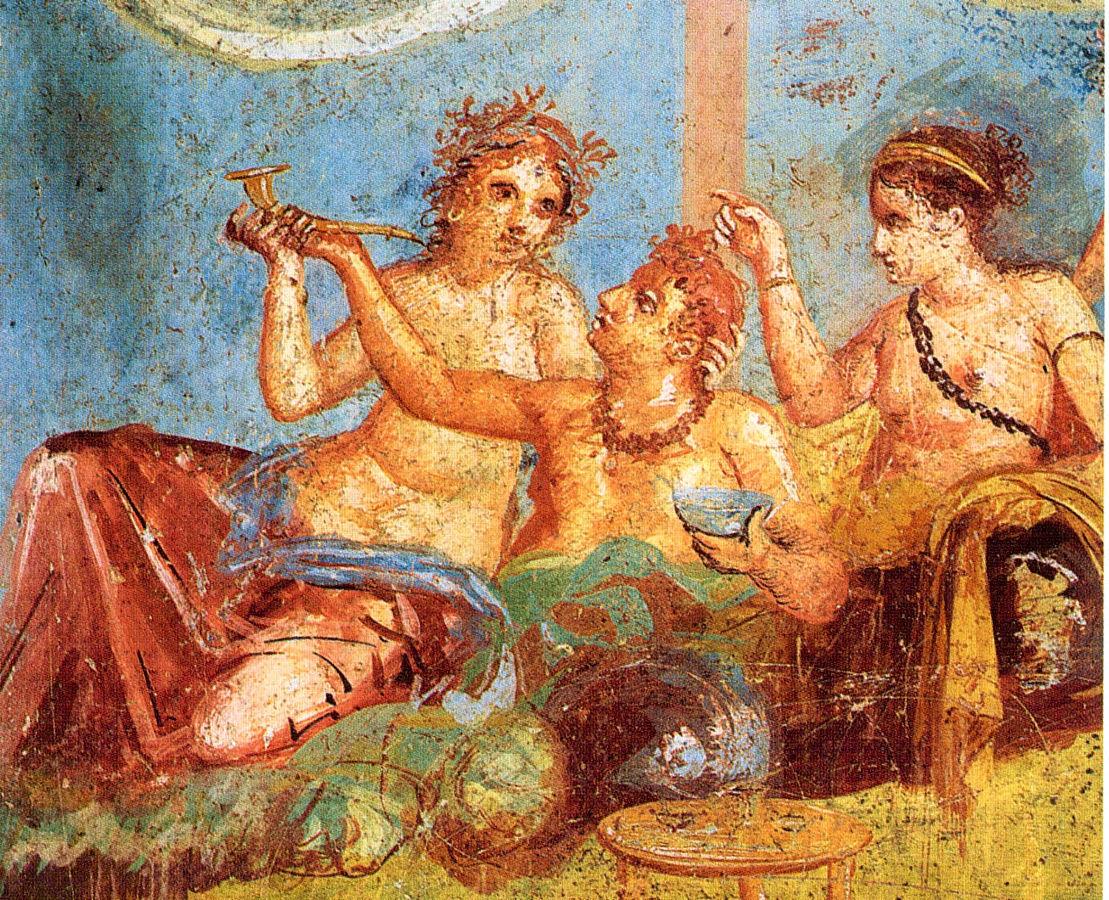 Fresco - Pompeii