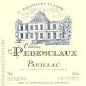 2009 Château Pédesclaux