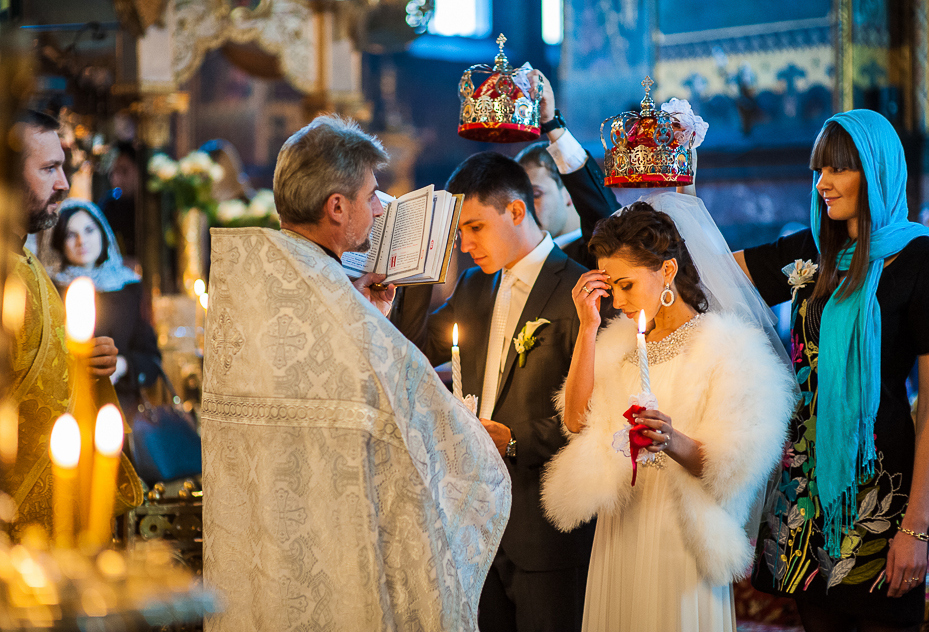 An Orthodox Wedding